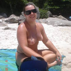 Medium tits of my wife - Leka40