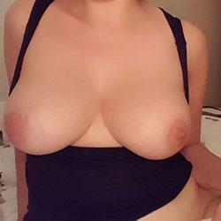 Panties Down - Big Tits, Shaved, Amateur