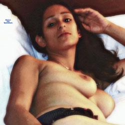 Showing My Titties  - Latina, Brunette, Big Tits, Amateur