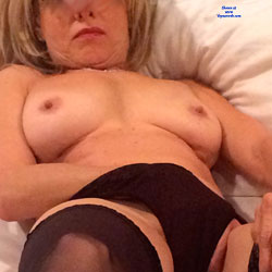 Sexy Fit Mature Wife Returns - Lingerie, Wife/wives