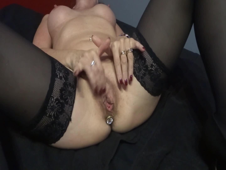 Pic #1Masturbation - Toys, Masturbation, Lingerie, Big Tits, Hard Nipples