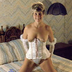 Debbie In Corsets And Lace - Lingerie, Big Tits, Wife/wives