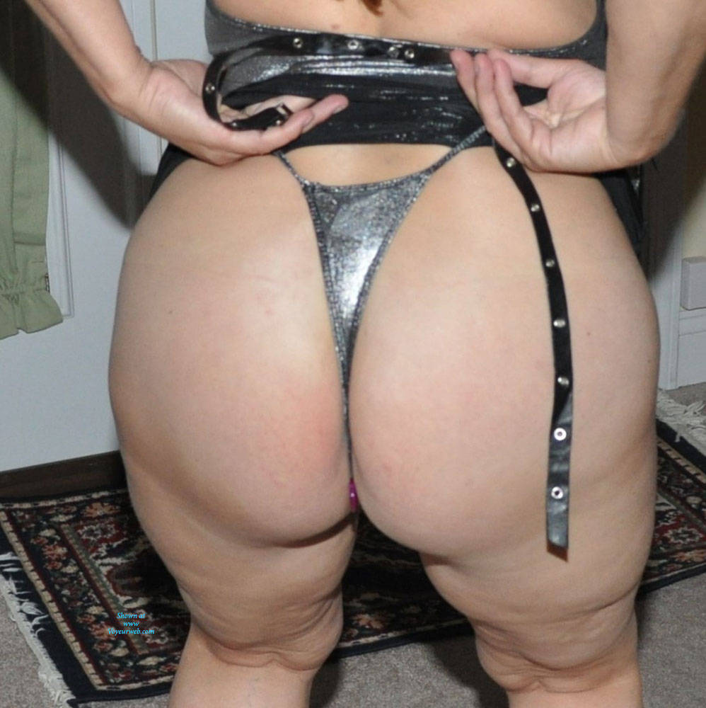 Pic #1 Just A Great Rear End - Lingerie, Wife/wives