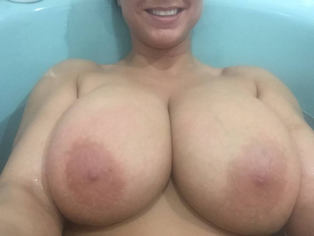 Pic #1 My very large tits - Hazydaze