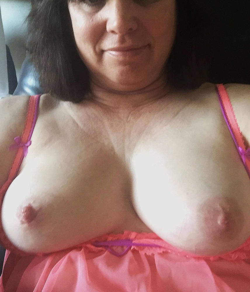 Pic #1 Small tits of my wife - realtilf