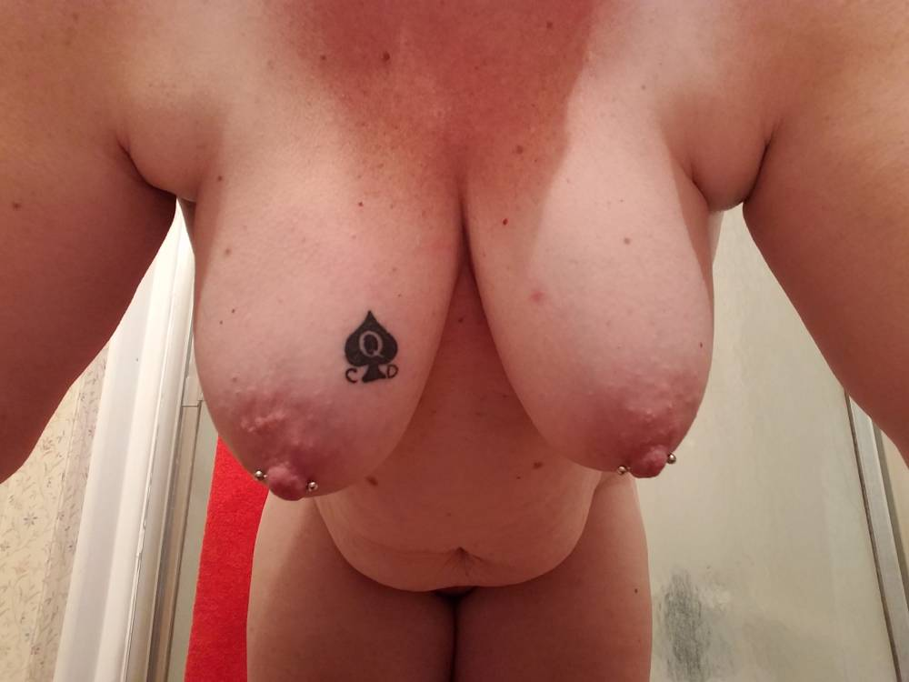Pic #1 My very large tits - Kbabe
