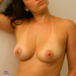 She Is Back - Big Tits, Bush Or Hairy, Amateur