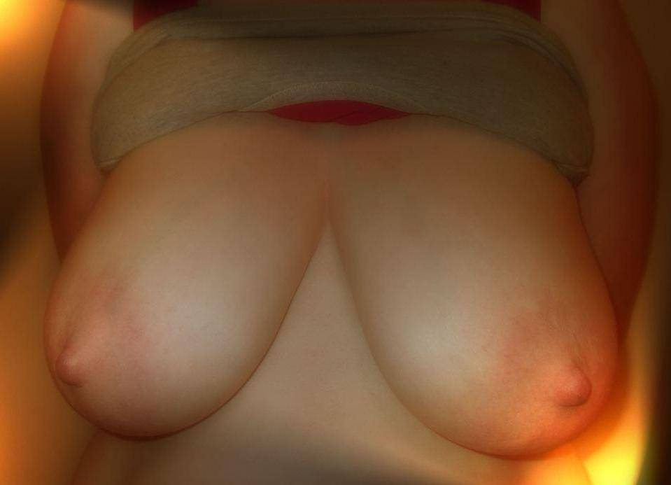 Pic #1My large tits - TabbyCat