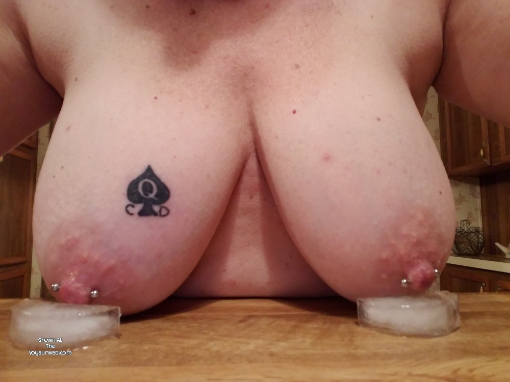Pic #1My very large tits - Kbabe