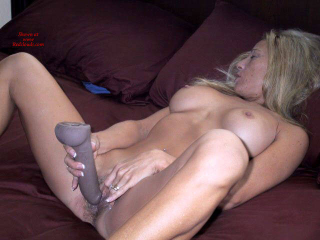 Pic #1Jessie's Toy! - Big Tits, Masturbation, Toys, Bush Or Hairy, Amateur