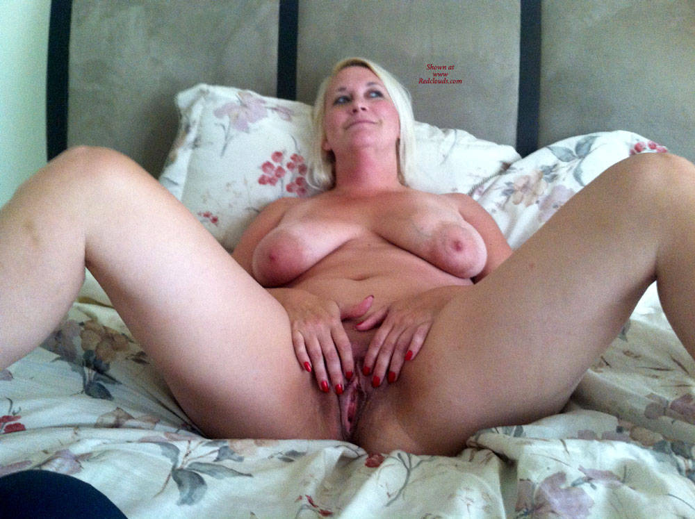 Pic #1Ms - Big Tits, Blonde, Shaved, Amateur