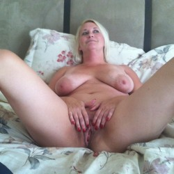 Ms - Big Tits, Blonde, Shaved, Amateur