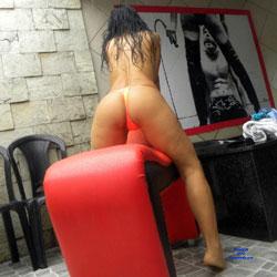 Micro Bikini, Recife City, Brazil - Brunette, Amateur