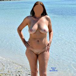 Fun Beach Pics - Beach, Big Tits, Outdoors