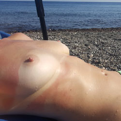Nude orient beach vacation that