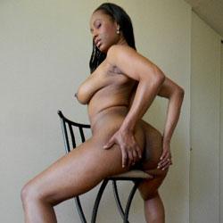 Spread That Ass - Big Tits, Ebony, Amateur