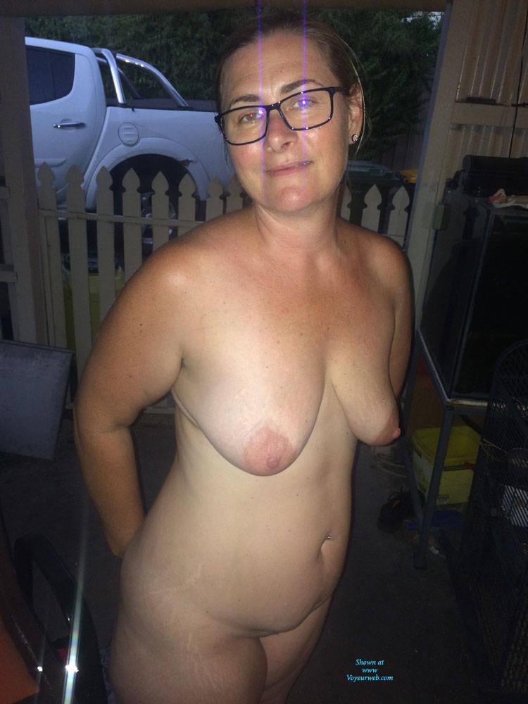 Pic #1 At Home - Big Tits, Outdoors, Pussy, Natural Tits