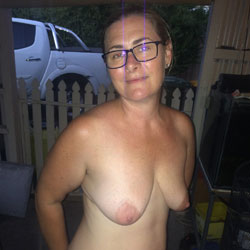 At Home - Big Tits, Outdoors, Pussy, Natural Tits