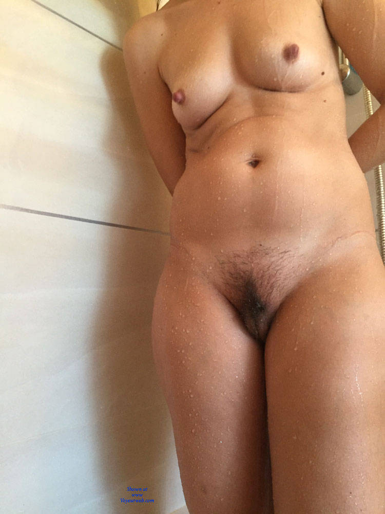 Opinion My wife nude in shower with