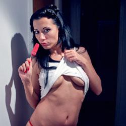 Amateur MILF Ramona Pt 1 - Brunette, Latina, Amateur