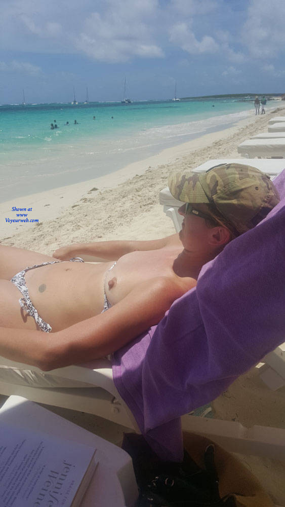 Pic #1 Orient Beach - Topless Wives, Beach, Outdoors, Small Tits