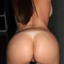 My girlfriend's ass - Eivii
