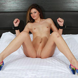 Tied - Nude Friends, High Heels Amateurs, Shaved