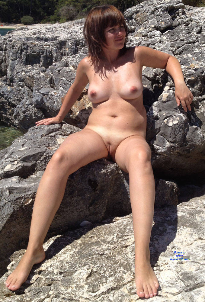 Pic #1Sunny Day - Nude Girls, Big Tits, Outdoors, Nature