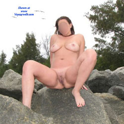 Wife Naked In Park