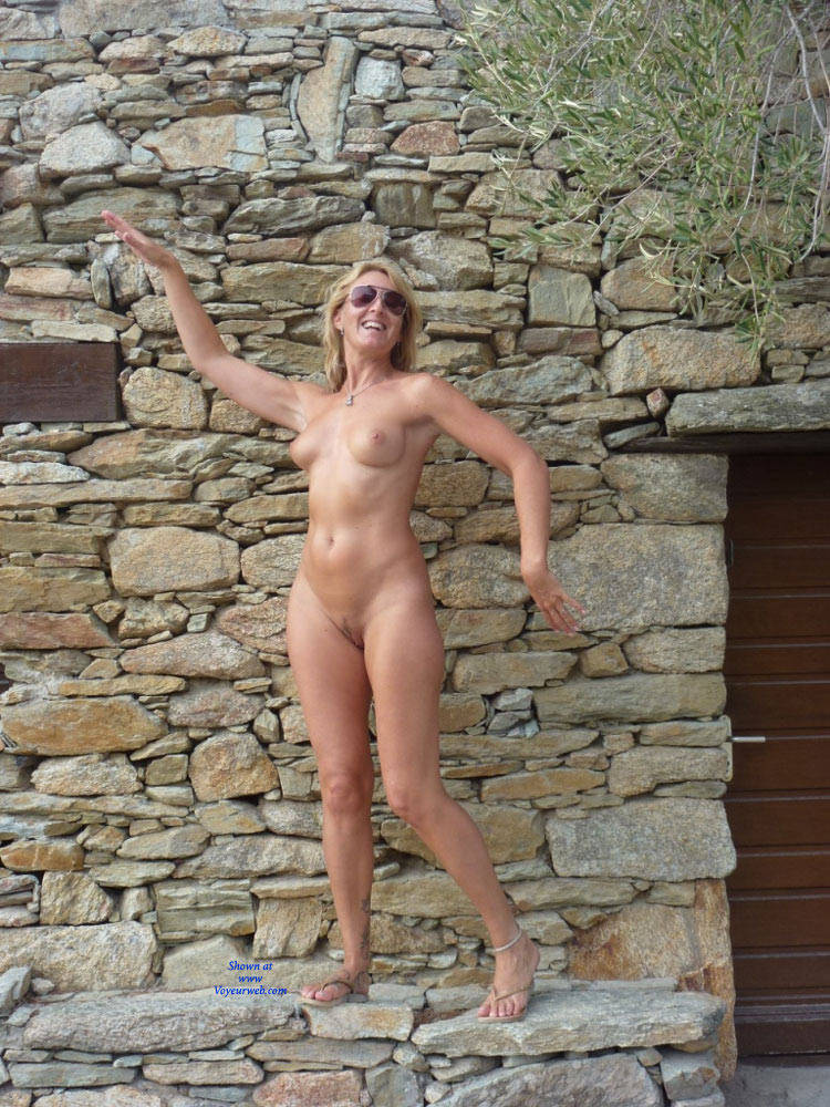 Pic #1Just Fred - Nude Girls, Outdoors, Big Tits, Blonde, Public Exhibitionist, Shaved, Nature, Pussy, Natural Tits