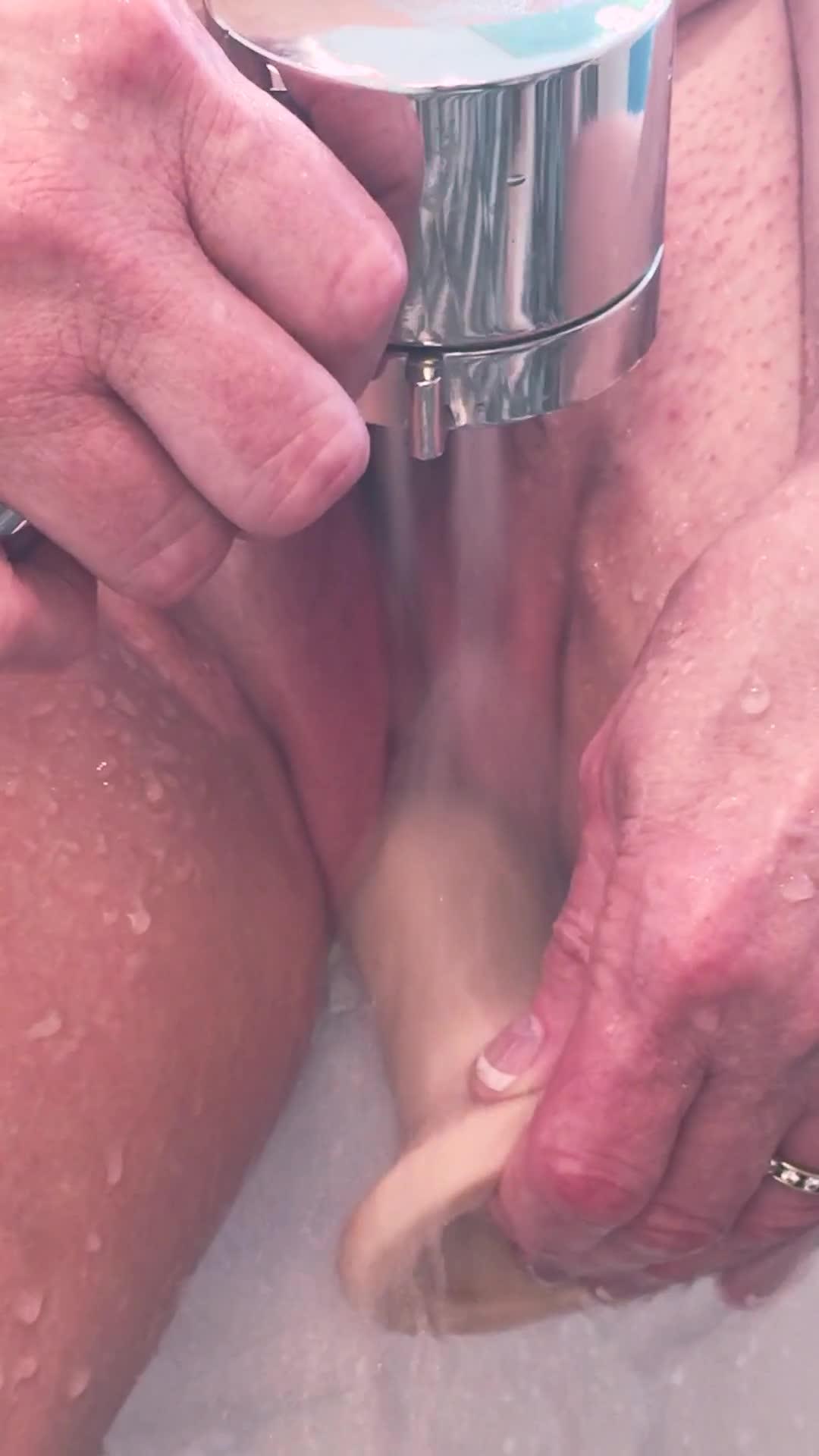 Pic #1GILF Creampie - Masturbation, Toys, Penetration Or Hardcore, Shaved, Close-ups, Pussy Fucking