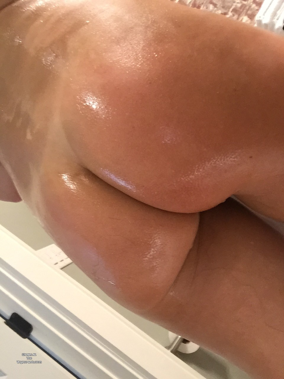 Pic #1My girlfriend's ass - renee