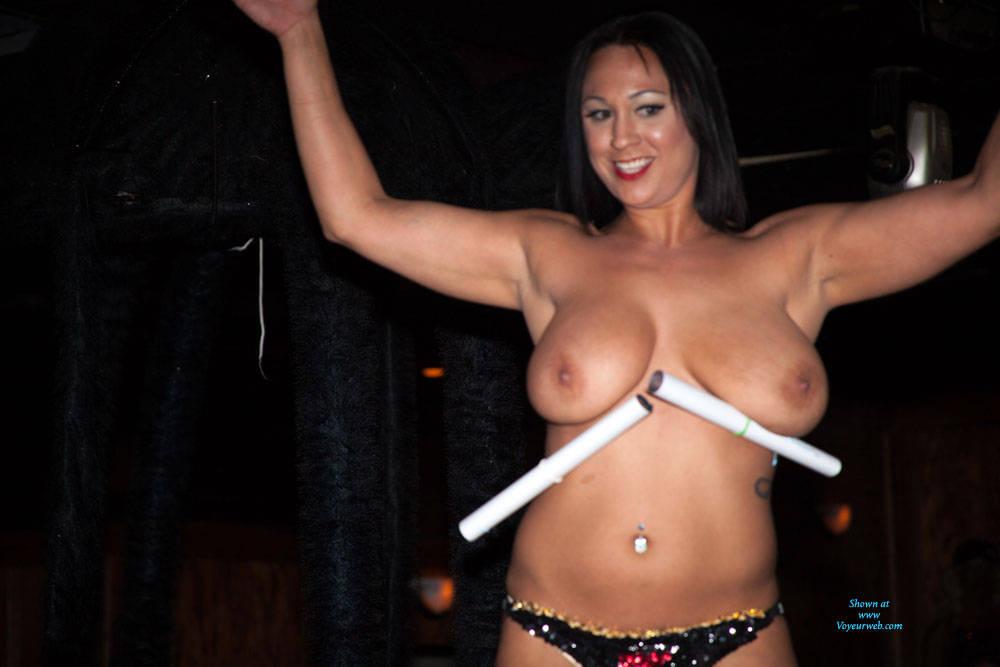Pic #1Big Tits - Big Tits, Brunette, Natural Tits