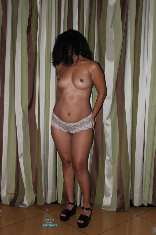 Pic #1Back With 'BANG' - Nude Girls, Big Tits, Brunette, Lingerie, Amateur