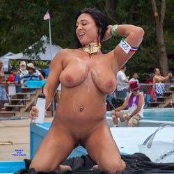 Wet And Wild Nudity - Brunette Hair, Exposed In Public, Full Nude, Hanging Tits, Huge Tits, Nude In Public, Nude Outdoors, Perfect Tits, Shaved Pussy, Showing Tits, Hairless Pussy, Hot Girl, Sexy Body, Sexy Boobs, Sexy Figure, Sexy Girl, Sexy Legs , Brunette, Big Tits, Wet, Big Ass, Shaved Pussy, Outdoors, Nude, Naked, Piercing, Natural Tits