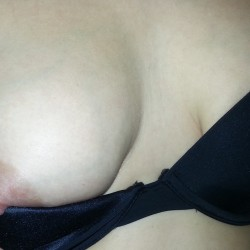 Large tits of my ex-wife - Ex Moon
