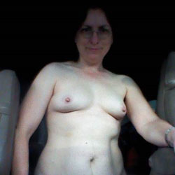 Selfie Time - Nude Amateurs, Brunette, Lingerie