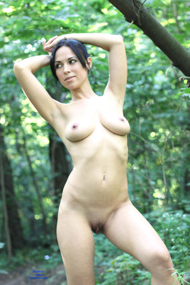 Pic #1Sexy Alexa - Nude Wives, Big Tits, Brunette, Outdoors, Shaved, Firm Ass
