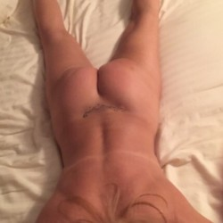 My wife's ass - Mrs Lace