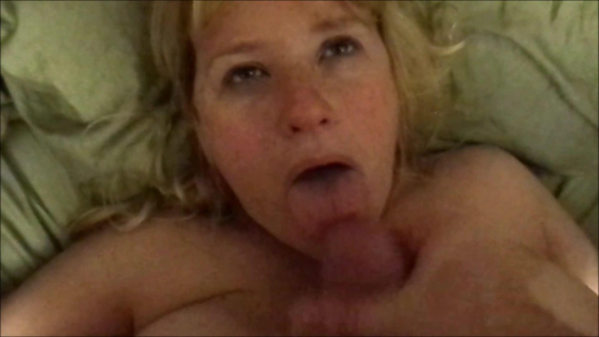 wife cumshot