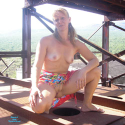 Outdoors - Nude Girls, Outdoors