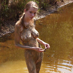 Pond Play Mud