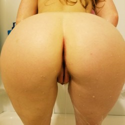 My wife's ass - Ginger