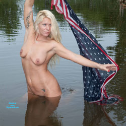 Naked Blonde At The Lake - Big Tits, Blonde Hair, Exposed In Public, Full Nude, Hanging Tits, Naked Outdoors, Nude In Nature, Nude Outdoors, Showing Tits, Tattoo, Water, Wet, Hot Girl, Naked Girl, Sexy Body, Sexy Boobs, Sexy Face, Sexy Figure, Sexy Girl, Sexy Legs, Sexy Woman , Blonde Girl, Naked, Nature, Lake, Water, Flag, Tattoo. Hanging Tits
