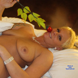 Flowers Are Candy - Nude Girls, Big Tits, Blonde, Tattoos