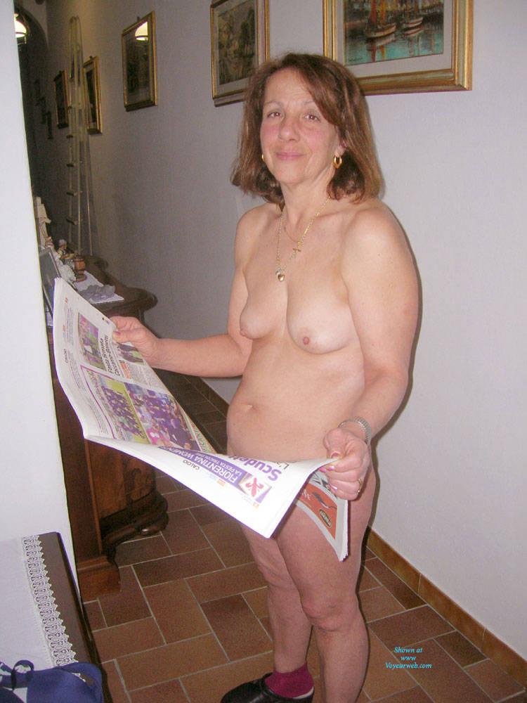 Pic #1Daniela de Firenze - Nude Wives, Brunette, Bush Or Hairy, Amateur, Mature