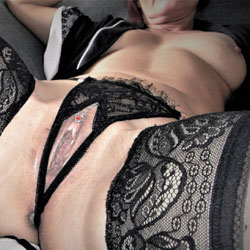 Sexy String - Lingerie, Shaved, Amateur, Wife/wives