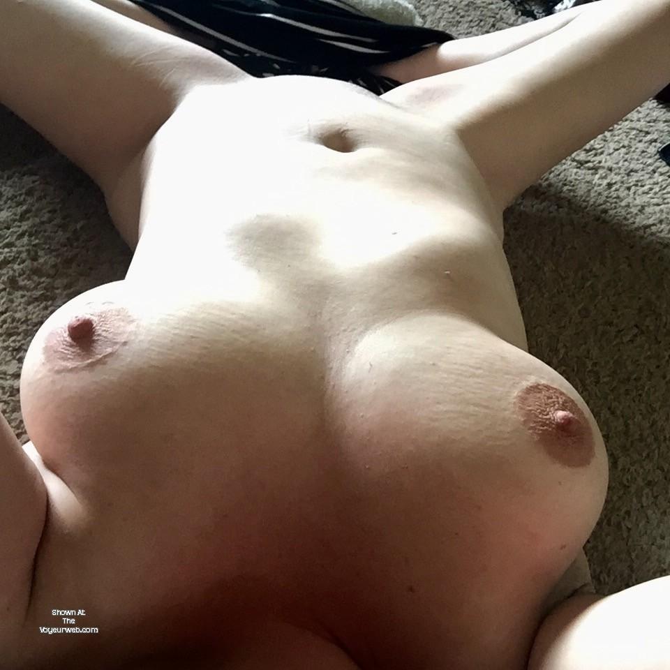tits Huge flat