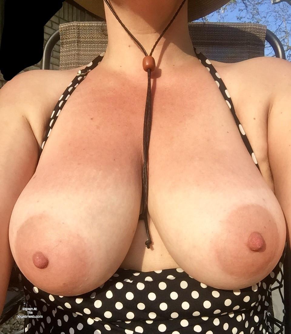 Pic #1My large tits - Petrova