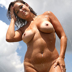 Backyard Sprinkler